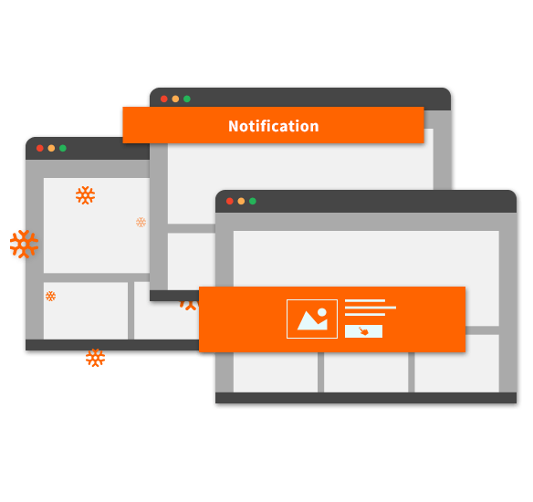 Energize your website